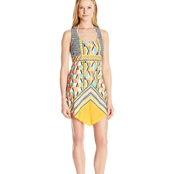a00b7147a4e90 Trina Turk Brasilia Short Dress Swim Cover Up
